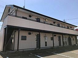 メープルハイツA[2階]の外観