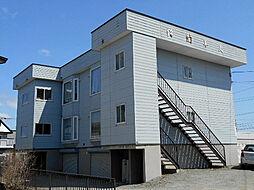 鈴蘭平岡[2階]の外観