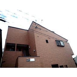ウッドビレッジ[203号室]の外観