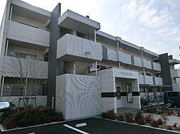 愛知県安城市今池町3丁目の賃貸マンションの外観
