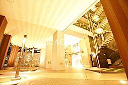 ライオンズ横浜新子安ハーバーコート[7階]の外観