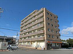 ブルースカイマンションVII[4階]の外観