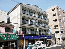 大阪府東大阪市足代3の賃貸マンションの外観