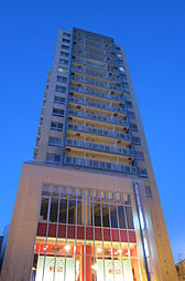 UURコート札幌南三条プレミアタワー[1005号室]の外観