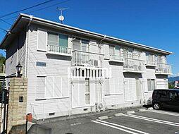 ハイツ和田II[1階]の外観