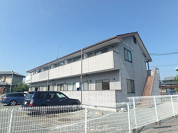 イーストランド 2階の賃貸【群馬県 / 太田市】