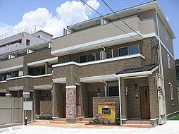 愛知県名古屋市千種区内山2丁目の賃貸アパートの外観