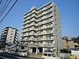 シャトレ上本町[2階]の外観