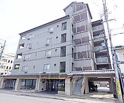 京都府京都市上京区大宮通中立売上る新元町の賃貸マンションの外観