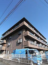 埼玉県志木市上宗岡2丁目の賃貸マンションの外観