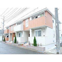 神奈川県横須賀市大矢部3丁目の賃貸アパートの外観