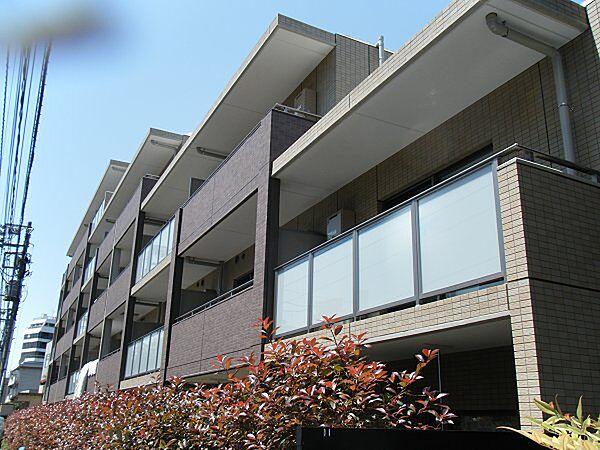 東京都新宿区西新宿4丁目の賃貸マンション