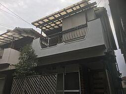 [一戸建] 大阪府寝屋川市池田3丁目 の賃貸【/】の外観