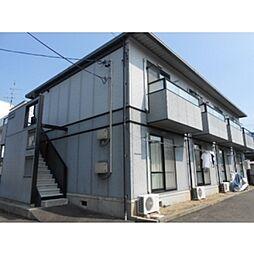 愛知県岩倉市中央町1丁目の賃貸アパートの外観