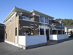 シャトー・シモハタ 5[2階]の外観