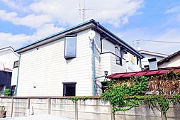 東京都清瀬市中里3丁目の賃貸アパートの外観
