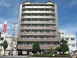 大阪府吹田市高浜町の賃貸マンションの外観