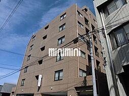 愛知県名古屋市中区松原1の賃貸マンションの外観