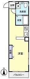 コンフォート八千代台[3階]の間取り
