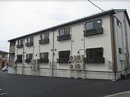 山形県東根市一本木2丁目の賃貸アパートの外観