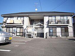 グランメール東千代田B[1階]の外観