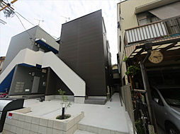 愛知県名古屋市南区源兵衛町3丁目の賃貸アパートの外観