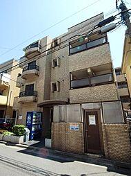 ハイタウン西蒲田[4号室]の外観