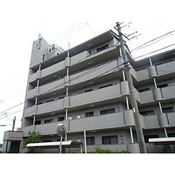 愛知県一宮市大赤見字八幡西の賃貸マンションの外観
