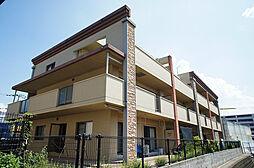 福岡県糟屋郡新宮町大字上府の賃貸マンションの外観