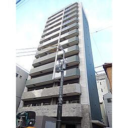 大阪府大阪市天王寺区大道の賃貸マンションの外観