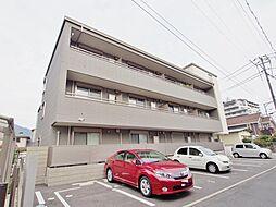 広島県広島市安佐南区緑井5丁目の賃貸マンションの外観