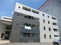 ヴォワラクテサウス[2階]の外観