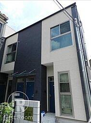 東京都品川区豊町1丁目の賃貸アパートの外観