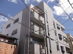 大阪府大阪市生野区田島3丁目の賃貸マンションの外観