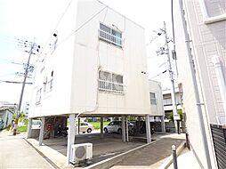 兵庫県三木市大塚2丁目の賃貸マンションの外観