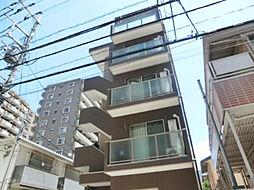 リベリエ浦和仲町[4階]の外観