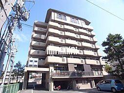 幸川マンション北館[6階]の外観