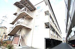 パルコートM[3階]の外観