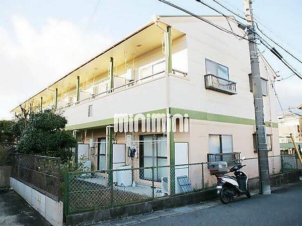 シャトウ山田 2階の賃貸【愛知県 / 長久手市】