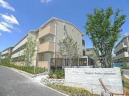 ロイジェントパークス レイクタウン H[1階]の外観