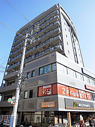東京都武蔵野市境1丁目の賃貸マンションの外観