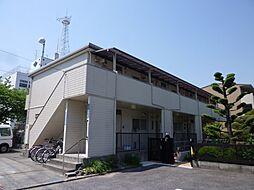 シティーハイム田中[203号室号室]の外観