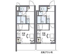 MIMURA[1階]の間取り