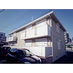 奈良県奈良市尼辻中町の賃貸アパートの外観