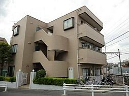 東京都葛飾区鎌倉2丁目の賃貸マンションの外観