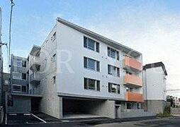 北海道札幌市南区澄川一条2丁目の賃貸マンションの外観