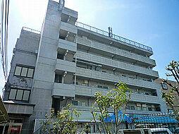 大阪府高槻市津之江町2丁目の賃貸マンションの外観