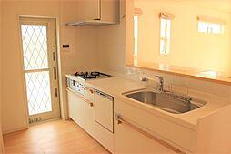 食器洗い乾燥機付きシステムキッチン
