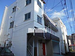 MYビル[1階]の外観