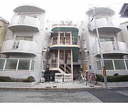 京都府京都市下京区東洞院通五条下る福島町の賃貸マンションの外観